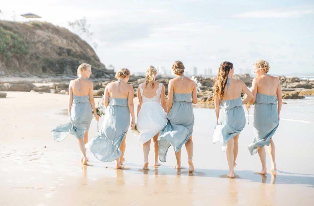 Diamond Wedding Package - Blush Weddings & Events - Sunshine Coast, Brisbane, Rainbow Beach