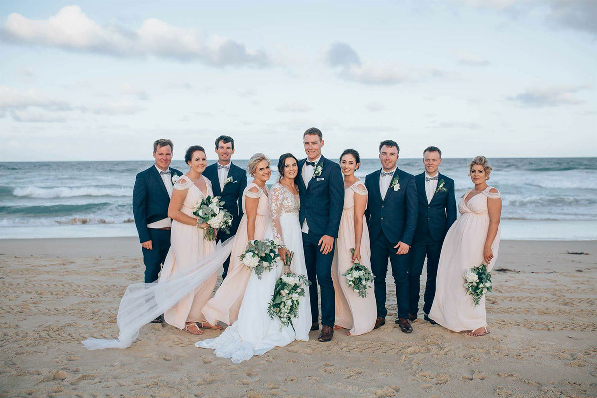 Recent Wedding Gallery - Blush Wedding and Events - Sunshine Coast