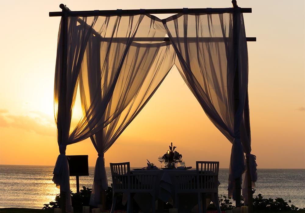 'Romantic Beach' Proposal Package - Blush Weddings & Events - Sunshine Coast, Brisbane, Rainbow Beach