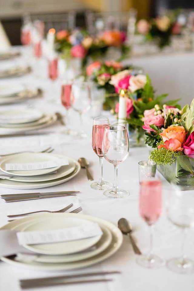 Reception Dinnerware