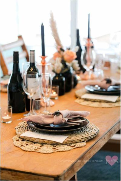 Wooden Feasting Tables