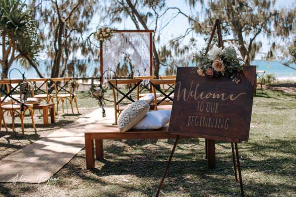 Contact Blush Weddings and Events