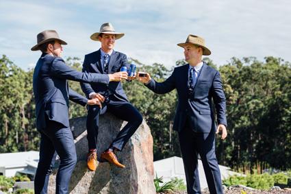 groom-getting-ready