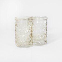 Antique Glass tealight