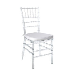 Tiffany chair clear