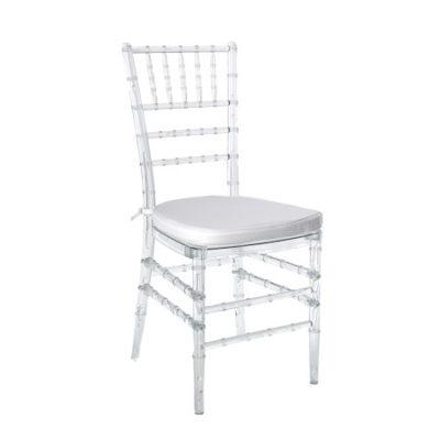 Tiffany chair clear