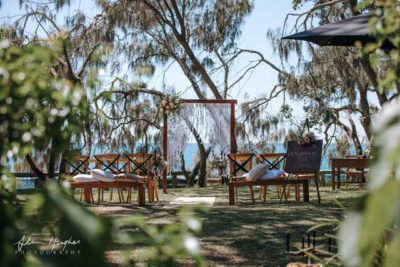 noosa beach ceremony hidden grove
