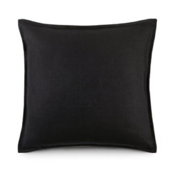 Black Linen Cushions