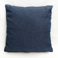 Blue Spot Cushion