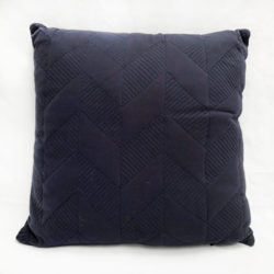 navy blue cushion