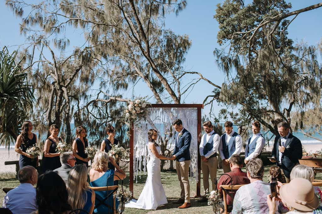 Wedding Ceremony Packages - Blush Weddings & Events, Sunshine Coast