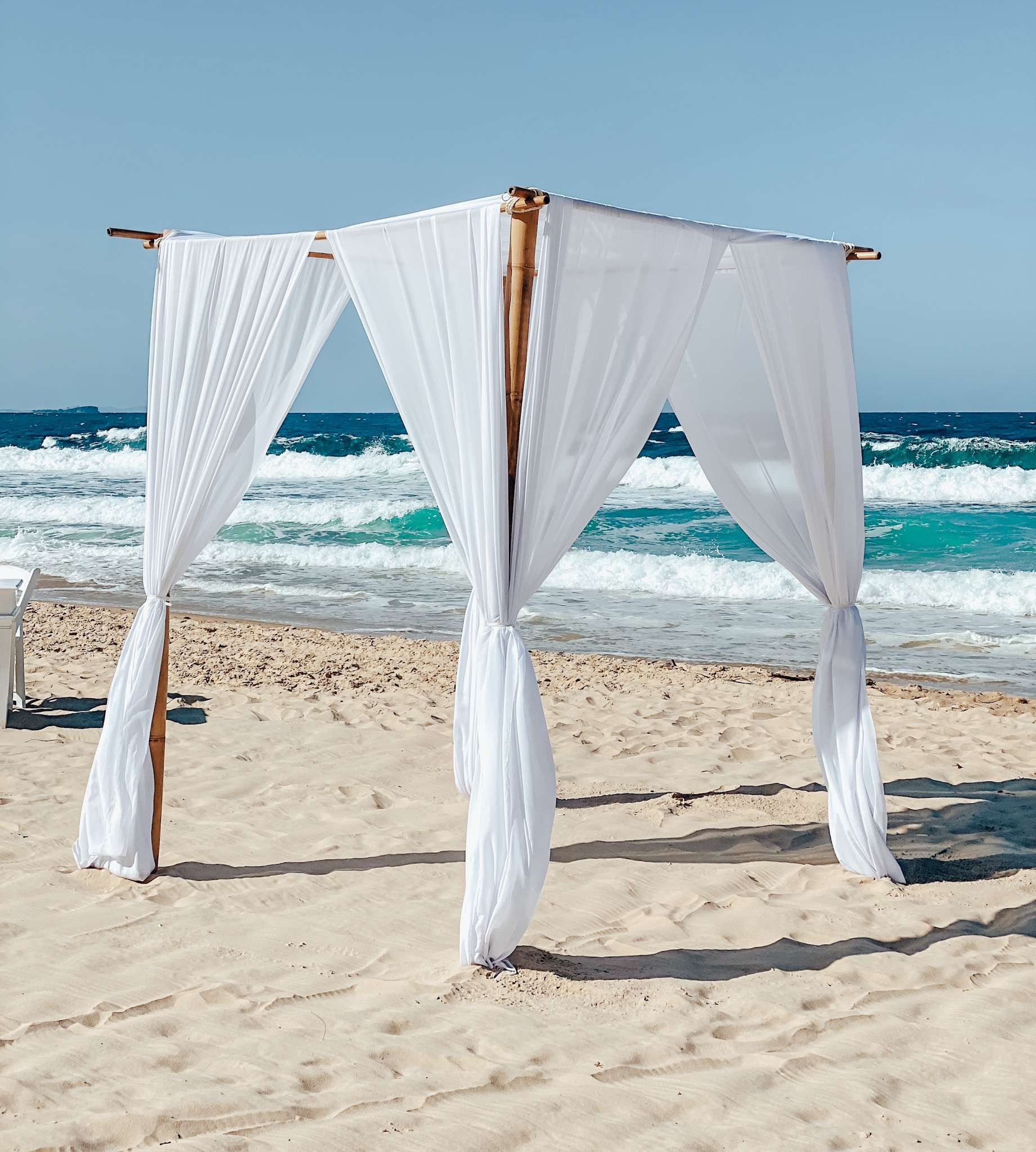 Night Beach Wedding Ceremony Ideas: Blush Weddings & Event Planner