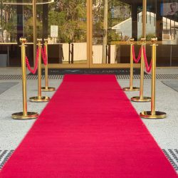 Caloundra Events Centre Red Carpet